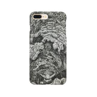 樹壁 Smartphone cases