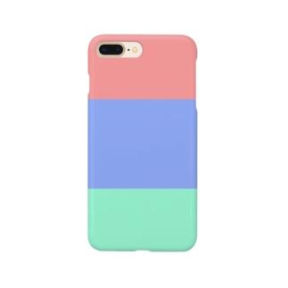 赤青緑 Smartphone Case