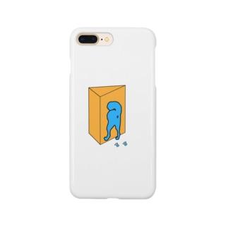 しばいぬさん おしり Smartphone cases