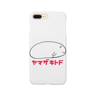 ヤマザキトド Smartphone cases