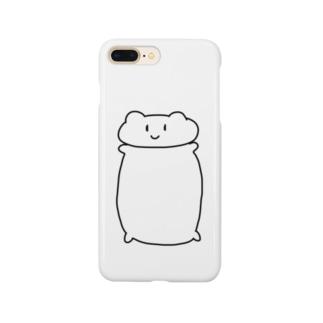 しらくま Smartphone cases