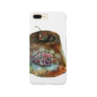 ぷりんちゃん Smartphone cases