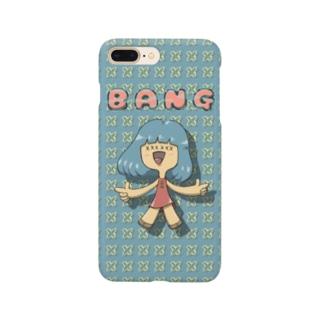 バンする女子 Smartphone cases