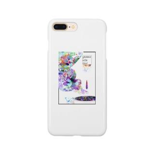 fika(ん) Smartphone cases