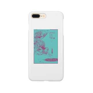 fika(ん) (ポップ) Smartphone cases