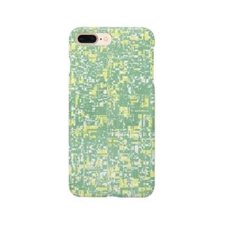 たぶん芝生 Smartphone cases