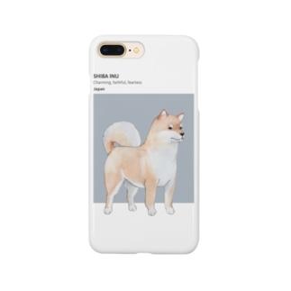 柴犬 ID Smartphone cases