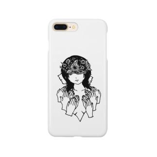 千手観音ちゃん Smartphone cases