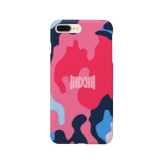 迷彩(色の組み合わせ) Smartphone cases