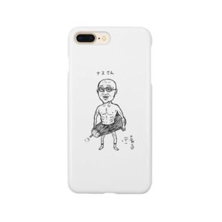 ASITA_PRODUCTSのシャンプーハットこいで×ASITA_PRODUCTS Smartphone cases
