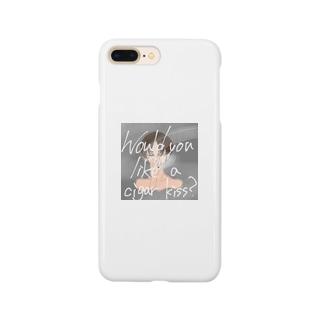 大人なキス Smartphone cases