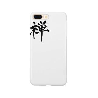"kanji""禅(Zen)"" Smartphone cases"