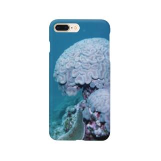 珊瑚 Smartphone cases