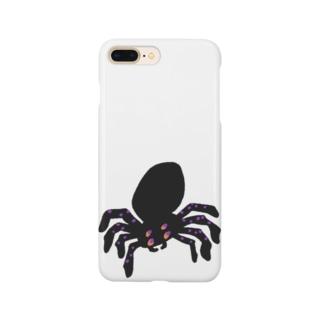 mya-mya=MIYA JUNKO's shop 02のmr. spider Smartphone Case