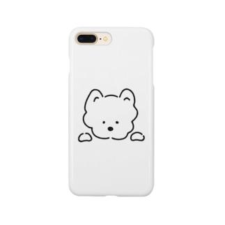 yugoro5のわんこ Smartphone cases