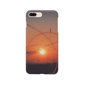 夜明け8 Smartphone cases