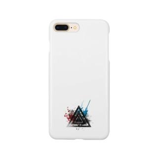 モードと幾何学 Smartphone cases