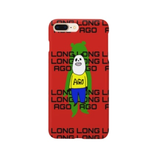 スマホケースあきやこおりDesign LONG AGO④ Smartphone cases