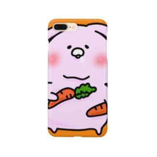 スマホケース あきやこおりDesign うさぶ② Smartphone cases