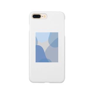 poqpoqのちびたい Smartphone cases