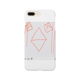 インスタ アマビエさま Smartphone cases