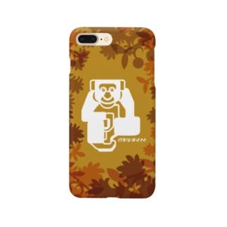 aniまる チンパンジー / sp-case Smartphone cases