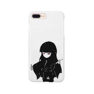 日本人形×ジョイント🔥 Smartphone cases