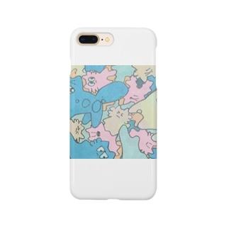 いきもの〜❗ Smartphone cases