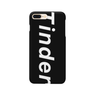 Tinder公式グッズbyじゅんじゅん Smartphone cases