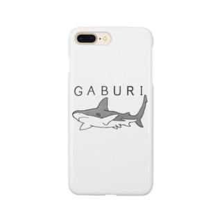 がぶりめじろざめ Smartphone cases