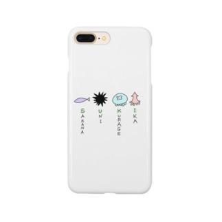 SUKI色 Smartphone cases