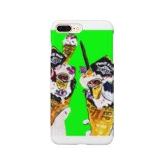 ジェラート Smartphone cases