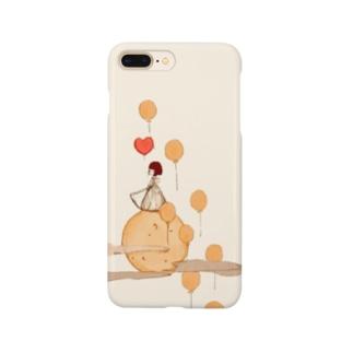 「朧な思い。」 Smartphone cases