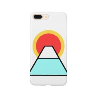 御来光 Smartphone cases