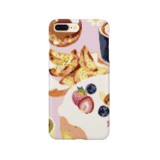 おやつ Smartphone cases