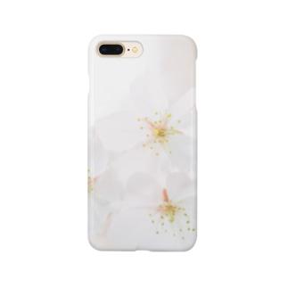 「桜」 FUJIFILM PRO400H Smartphone cases
