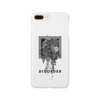 DISORDER(mono) Smartphone cases