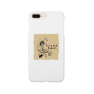 一服パーカー Smartphone cases