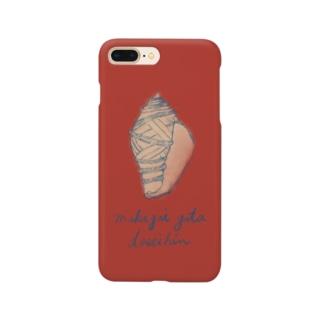 巻貝型土製品 Smartphone cases