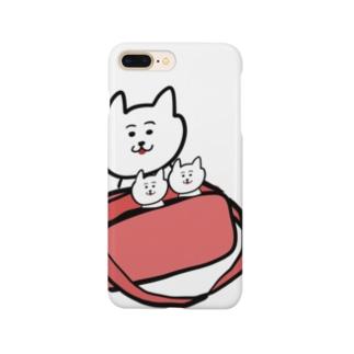 通園バッグでかくれんぼ Smartphone cases