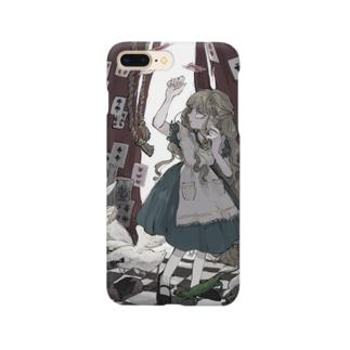 トランプの裁判 Smartphone cases