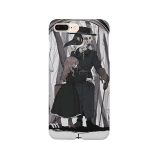 メメントモリ Smartphone cases