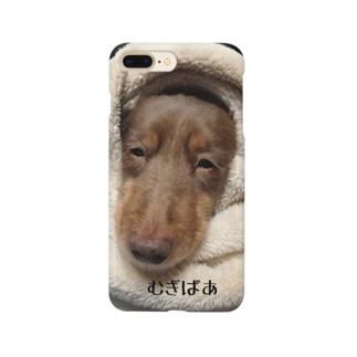 むぎばあ Smartphone cases