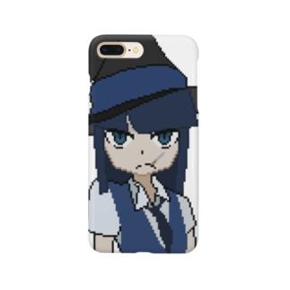 ガラの悪い魔法使い Smartphone cases