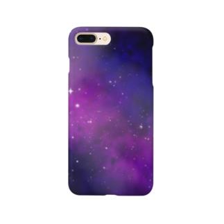 宇宙柄グッズ Smartphone cases