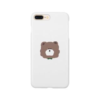 わんくま Smartphone cases