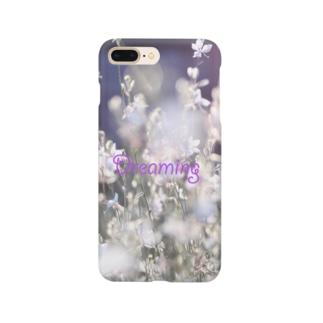 白蝶草2 Smartphone cases