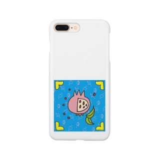 三柑正方形 Smartphone cases