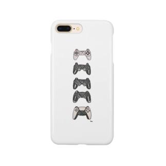 コントローラーくん Smartphone cases