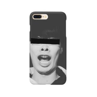 指名手配スマホケース Smartphone cases